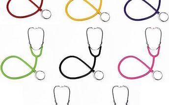 Stetoskop v několika barvách