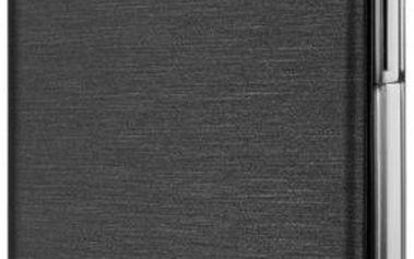 Alcatel OneTouch 5042D POP 2 Flip pouzdro, Black
