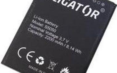 Aligator baterie 2200 mAh Li-Ion pro S5050 DUO (Bulk)