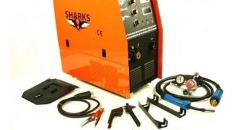Svářecí invertor Sharks MIG 250Y pro svařování v ochranné atmosféře Sharks SHK445