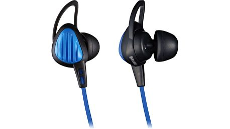 Maxell 303606 Sports Head. HP-S20 Blue