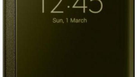 Samsung EF ZG920BF Flip Clear View Galaxy S6, Gold