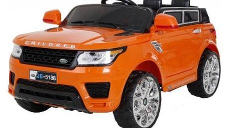 Dětské autíčko Nico, MP3, svítící kola