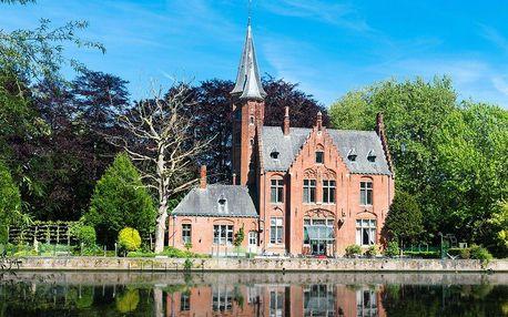 To nejlepší z Belgie: 2x ubytování se snídaní