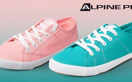 Dámské textilní tenisky do města od Alpine Pro