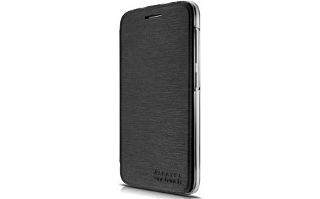 Alcatel OneTouch 5042D POP 2 Flip pouzdro, Black