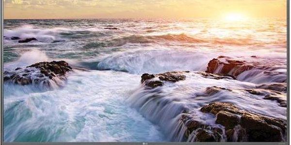 Televize LG 43UF6857 černá