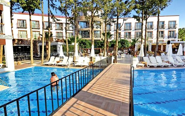 Turecko, Bodrum, letecky na 5 dní s all inclusive