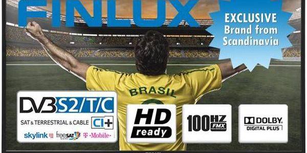 Televize Finlux 32FLZR274S černá