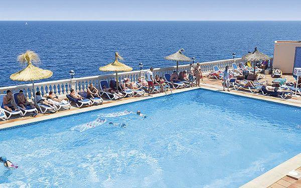 Hotel America, Španělsko, Baleáry - Mallorca, 8 dní, Letecky, All inclusive, Alespoň 4 ★★★★, sleva 27 %, bonus (Levné parkování na letišti: 8 dní 499,- | 12 dní 749,- | 16 dní 899,- )
