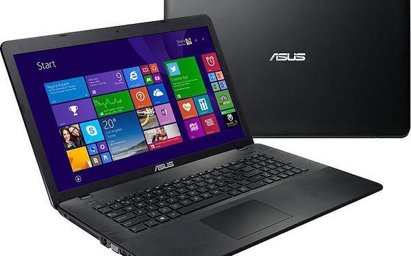 ASUS X751LB-TY013, černá