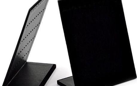 Šikovný stojánek na náušnice - černý