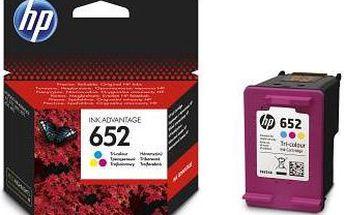 HP Cartridge HP 652, F6V24AE (F6V24AE)