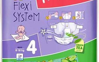 Bella Baby Happy Maxi 54 ks + dárek Odličovací vlhčené ubrousky Bella 20 ks (zdarma)