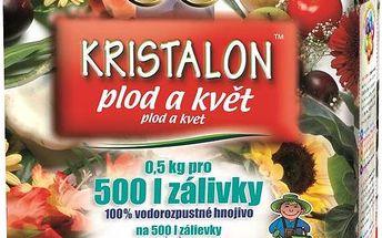 Agro Kristalon Plod a květ 0,5 kg