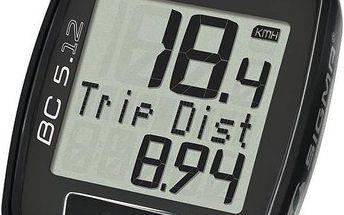 Sigma Sport BC 5.12 C3 černý