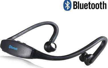 Sportovní stereo BT sluchátka - více barev