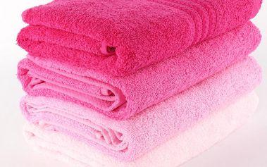 Hobby Sada ručníků, 4ks 317HBY1254