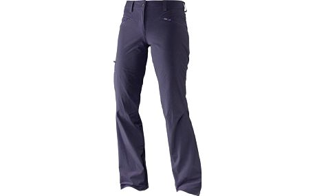 Salomon Wayfarer Pant W Nightshade Grey 40/R
