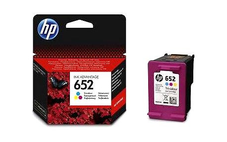 HP Cartridge HP 652, F6V24AE (F6V24AE)