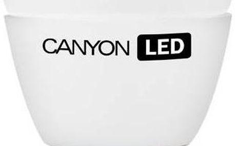 Žárovka LED Canyon mini bulb, 6W, E27, teplá bílá