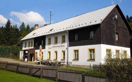 3 až 6denní pobyt pro 2 s polopenzí v Chatě Světlá v Lužických horách
