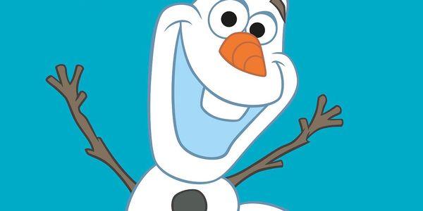 Osuška Frozen (Ledové království) Summer 70x120 cm