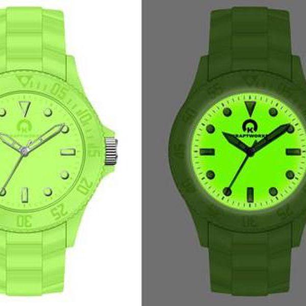 Unisex hodinky Kraftworks KW-S-12G