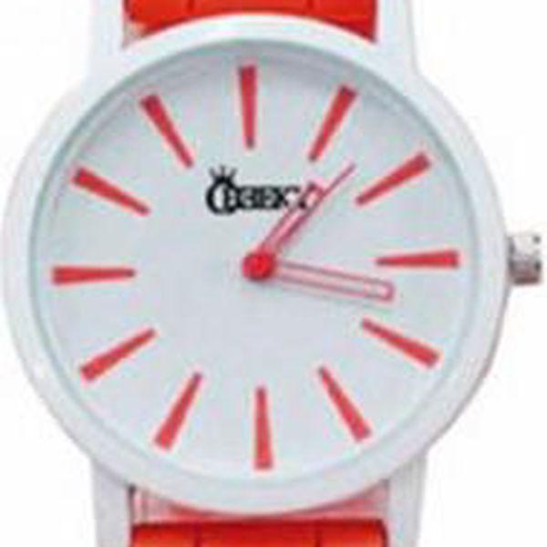 Dámské hodinky Cheeky HE015 červené