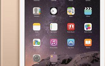 Apple iPad Air 2 Wi-Fi 16GB Gold (MH0W2FD/A)