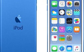 Apple iPod touch / 32GB - 6. generace, modrá