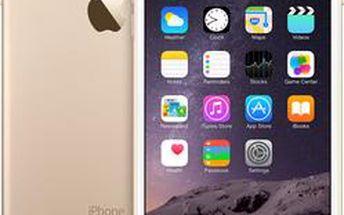 Apple iPhone 6S, 128 GB, zlatý
