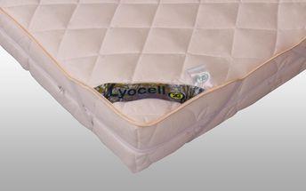 Chladivé chrániče matrace LYOCELL-TENCEL Velikost: 100x200 cm