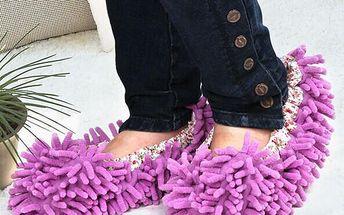 Čistící návleky na nohy