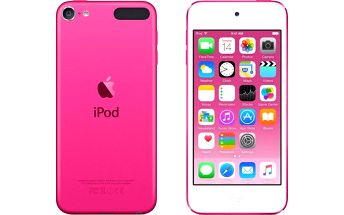 Apple iPod touch / 16GB - 6. generace, růžová
