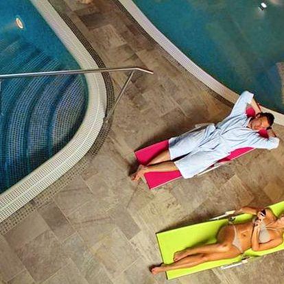 Beskydy pro DVA s neomezeným vstupem do wellness a bazénu