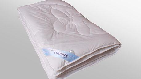 Celoroční přikrývka CIRRUS Microclimate Cool touch 100% bavlna Velikost: 135x220 cm (prodlouženáí)
