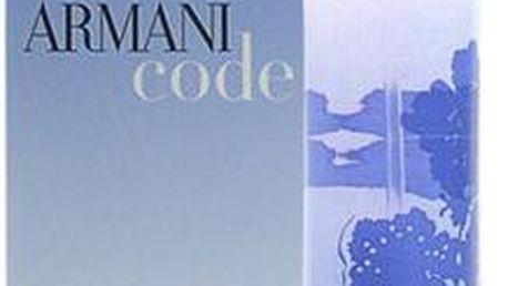 Giorgio Armani Code Women toaletní voda 75ml pro ženy