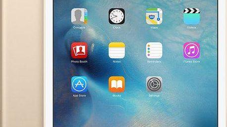 Apple iPad Mini 4 Cellular 16GB Gold (MK712FD/A)