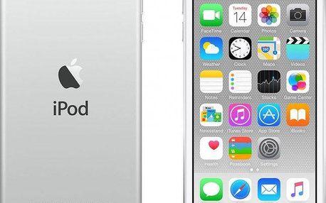 Apple iPod touch / 32GB - 6. generace, stříbrná