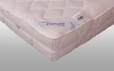 Chrániče matrace CIRRUS Microclimate Cool touch 100% bavlna Velikost: 80x200 cm