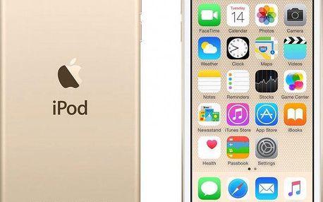 Apple iPod touch / 32GB - 6. generace, zlatá