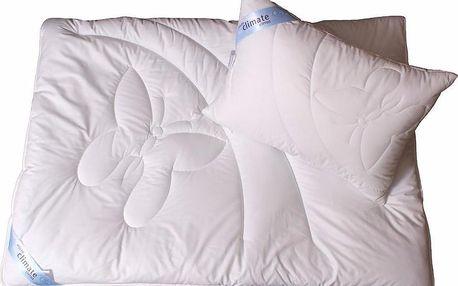 Letní ložní souprava CIRRUS Microclimate Cool touch 100% bavlna velikost přikrývky: francouzská-220x200 cm, velikost polštáře: 70x90 cm