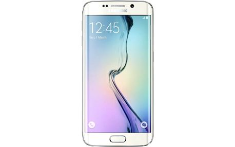 Samsung Galaxy S6 Edge (32 GB) bílý