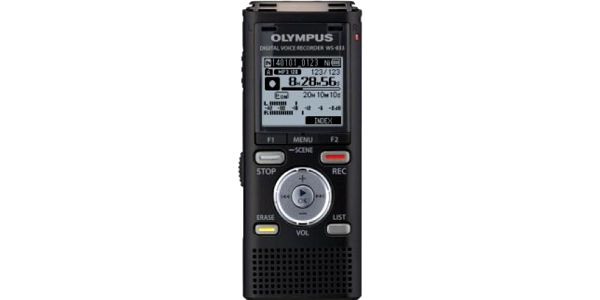 Olympus WS 833 Black