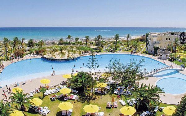Tunisko, Mahdia, letecky na 4 dny s all inclusive