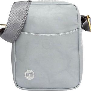 taška přes rameno MI-PAC - Flight Bag Reflective Silver (002) velikost: OS