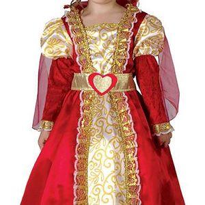 Kostým Královna 92-104 cm