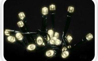 Vánoční světelný řetěz venkovní, 180LED, žlutá barva ProGarden KO-AX8205530