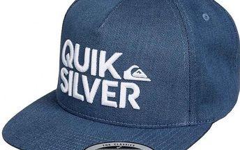 kšiltovka QUIKSILVER - Overunder Dark Denim (BRQ0) velikost: OS